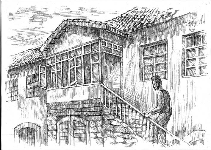 Картина Ризы Абдуджемиль