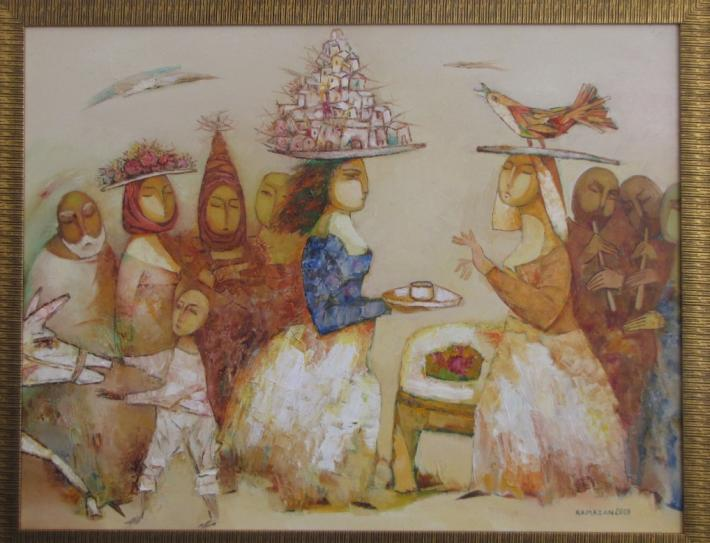 картина Рамазана Усеинова