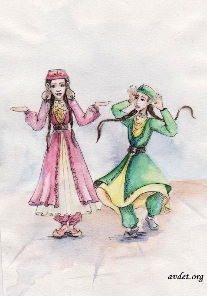 1. Къулакъ асмамакъ (букв. не вешать ухо) - пропускать мимо ушей, то есть никак не реагировать, не обращать внимания