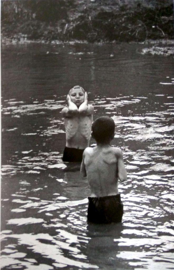 детские купания на Сабантуй