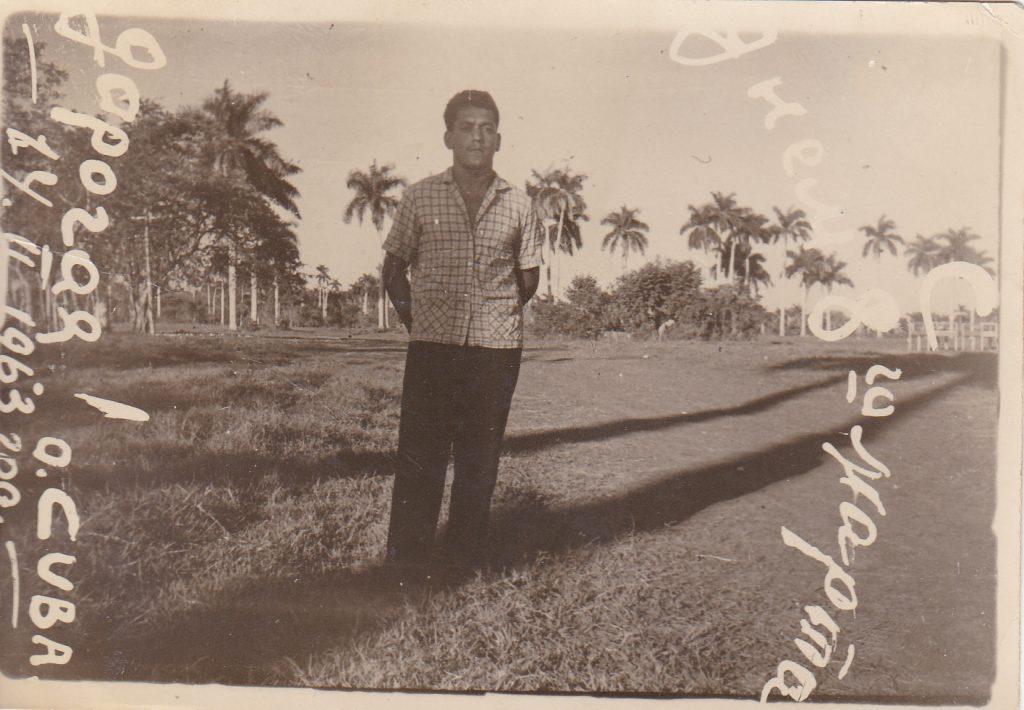Поздравление с далекой Кубы