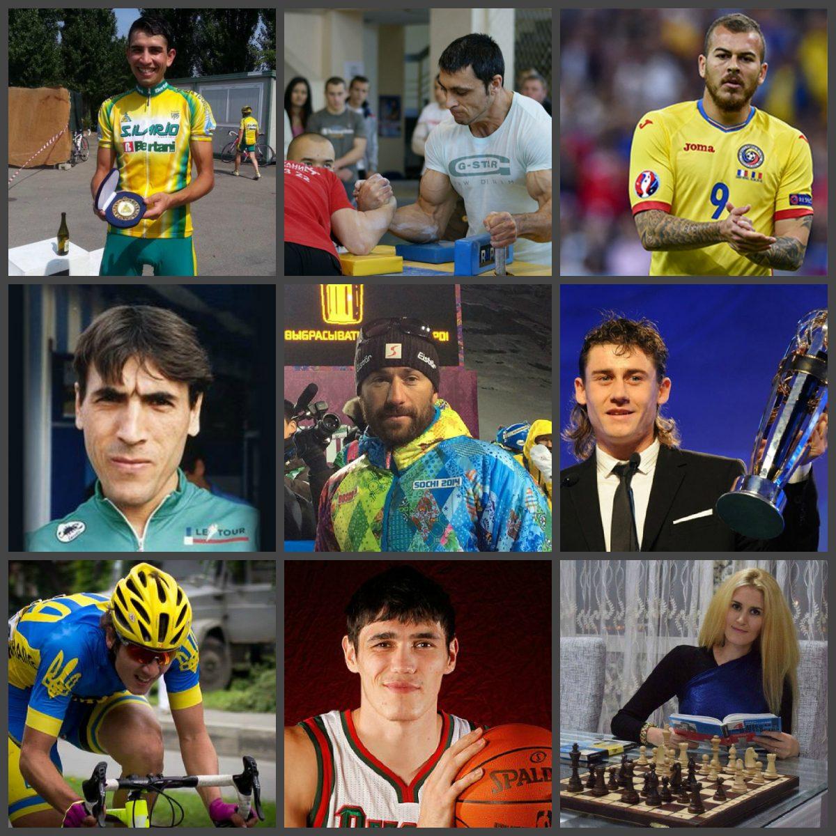 спортсмены крымские татары