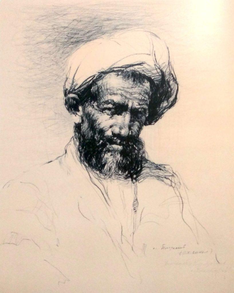 Хлобкороб Э.Турсунбаев, 1989