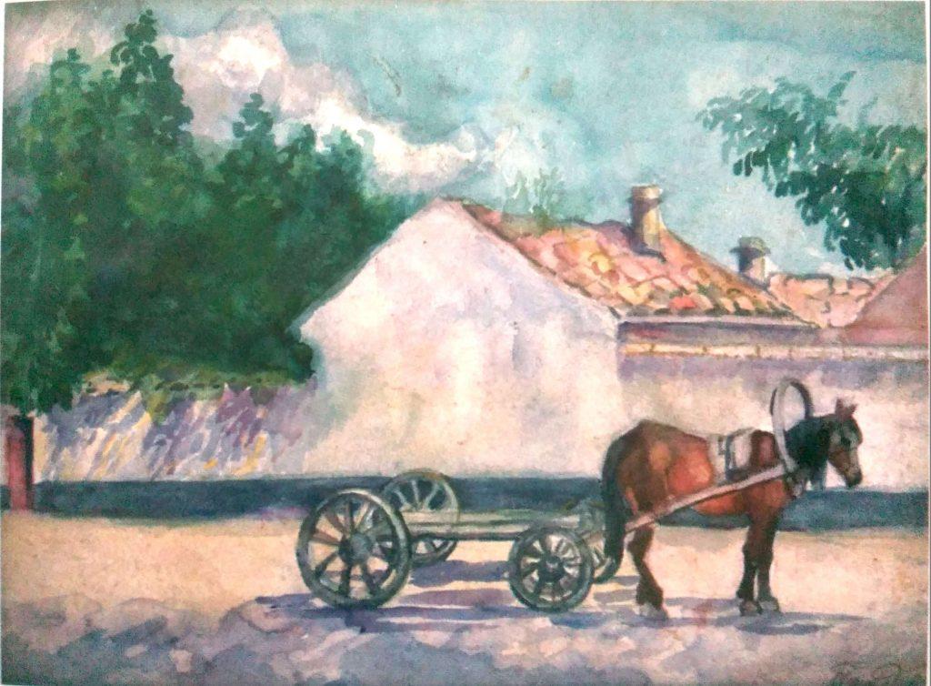 Картина Абий Ярмухамедова