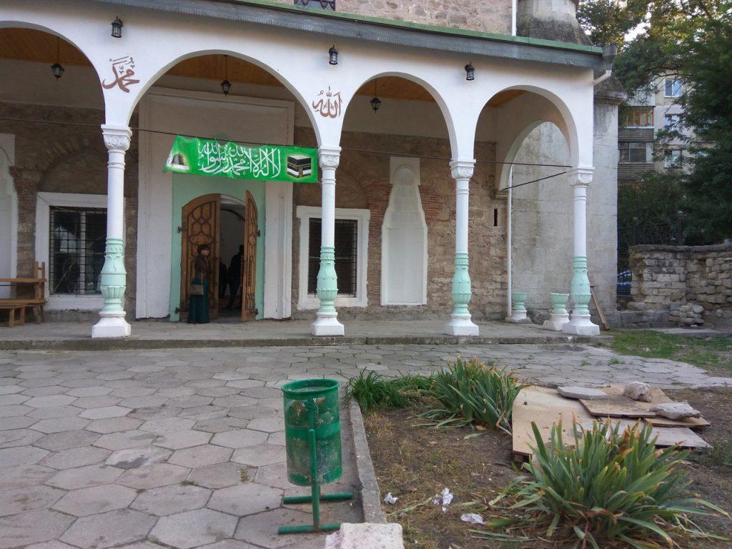 мечеть феодосии