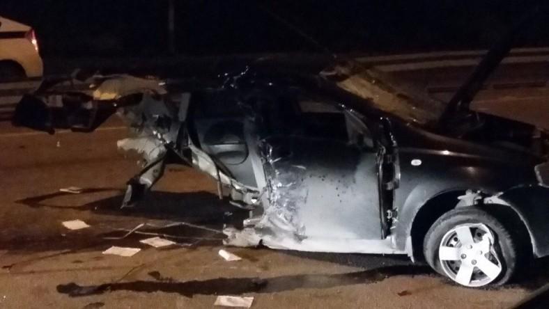 авария в севастополе 5.11.2016