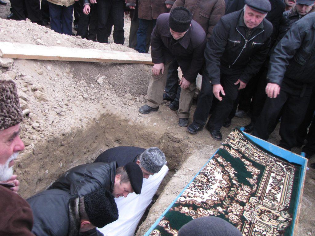 похороны рустема чийгоза