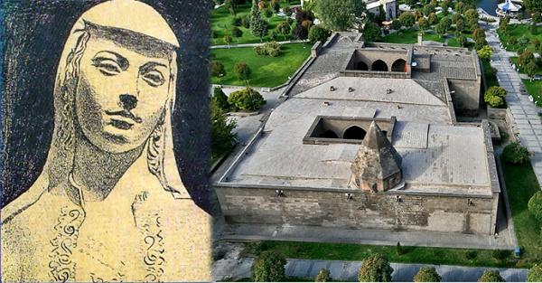 5. Гаухар Насиба Султан, XIII век