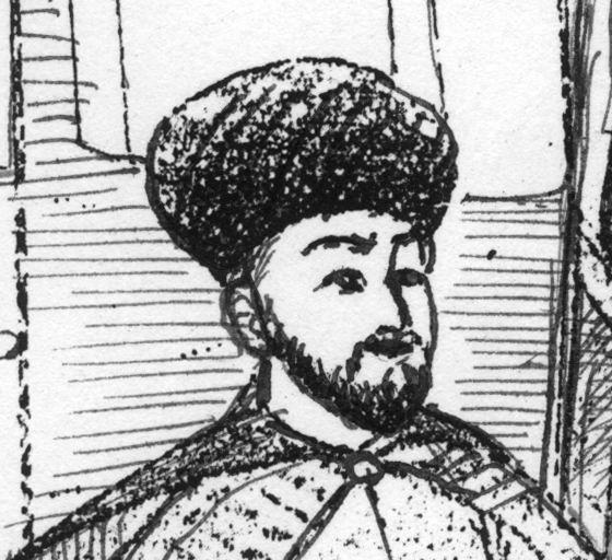 Мухеммед Гирай