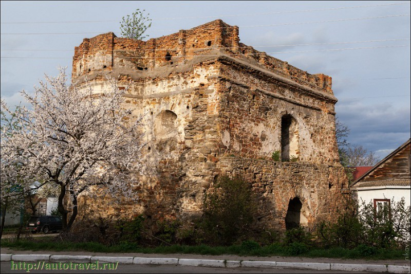 Татарская башня