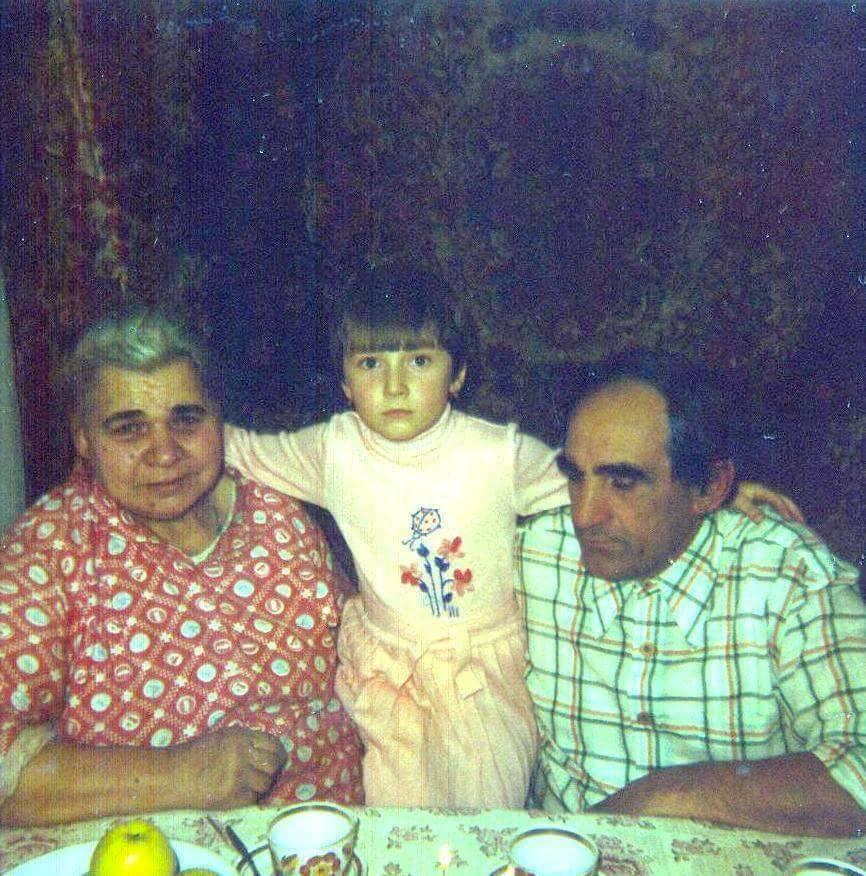 Кавказ, 1989 год