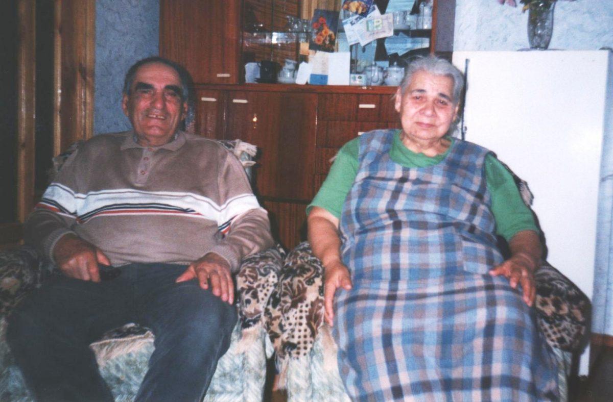 Симферополь, 2001 год