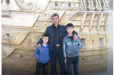 семья аблаевых