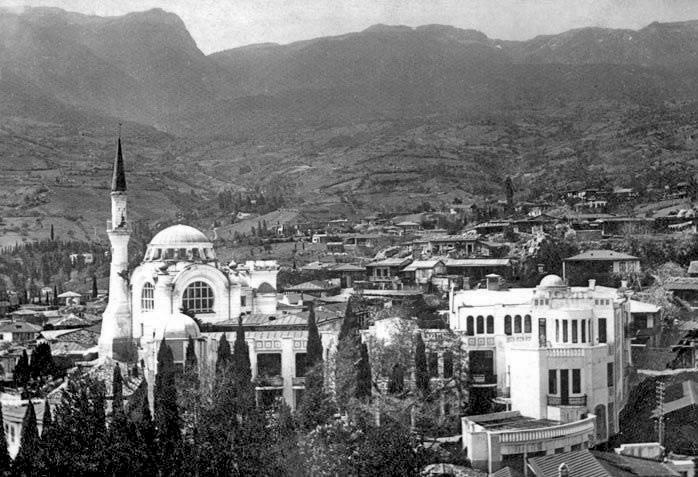 Мечеть в Гурзуфе