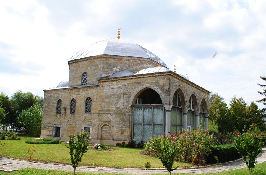 Мечеть в Измаиле