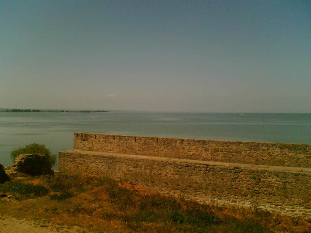 Остатки крепости