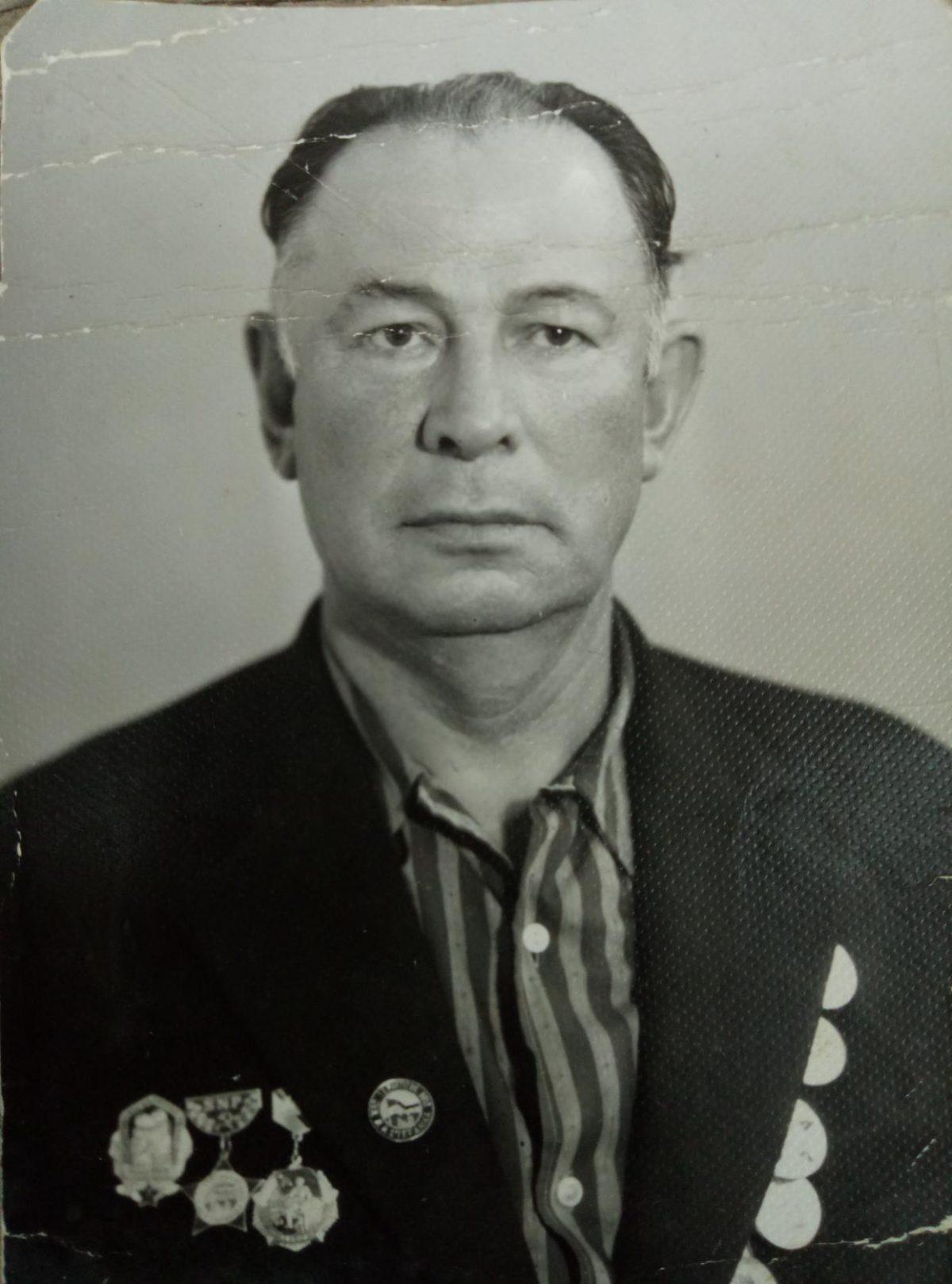 Эннан Бекаев. 1968 г.