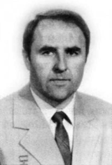 Летчик-испытатель В.А. Худяков