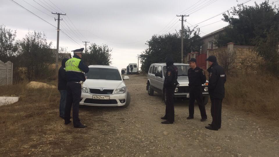 Суды помере пресечения узадержанных граждан Крыма назначены назавтра