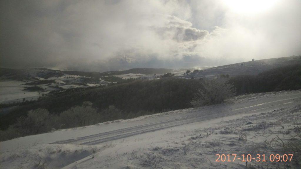 снег ялта1
