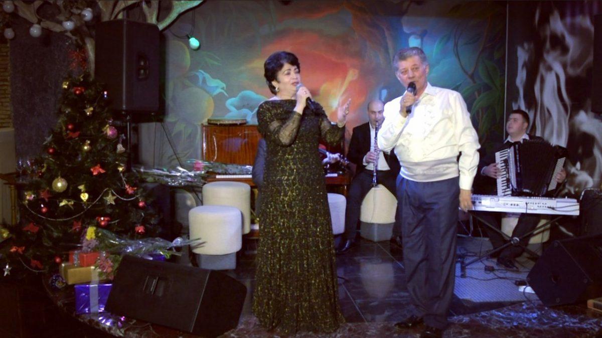Рустем Меметов и Гулизар Бекирова
