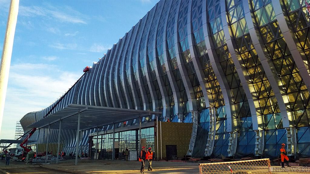 Новому аэропорту Симферополя