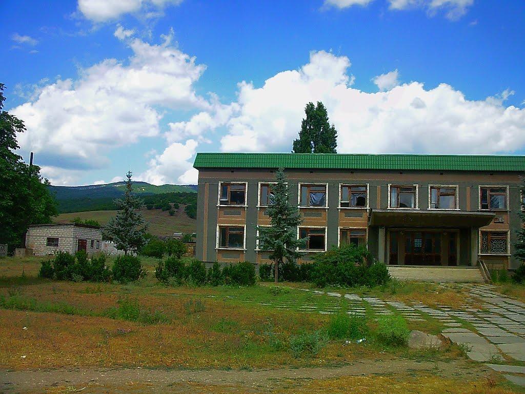 село Фоти Сала (Голубинка)