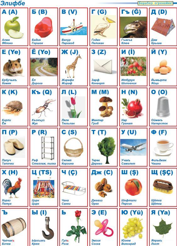 Учить татарский язык в домашних условиях