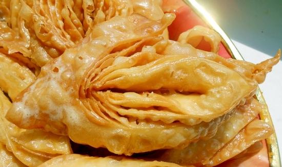 Рецепт пахлавы крымской в домашних условиях