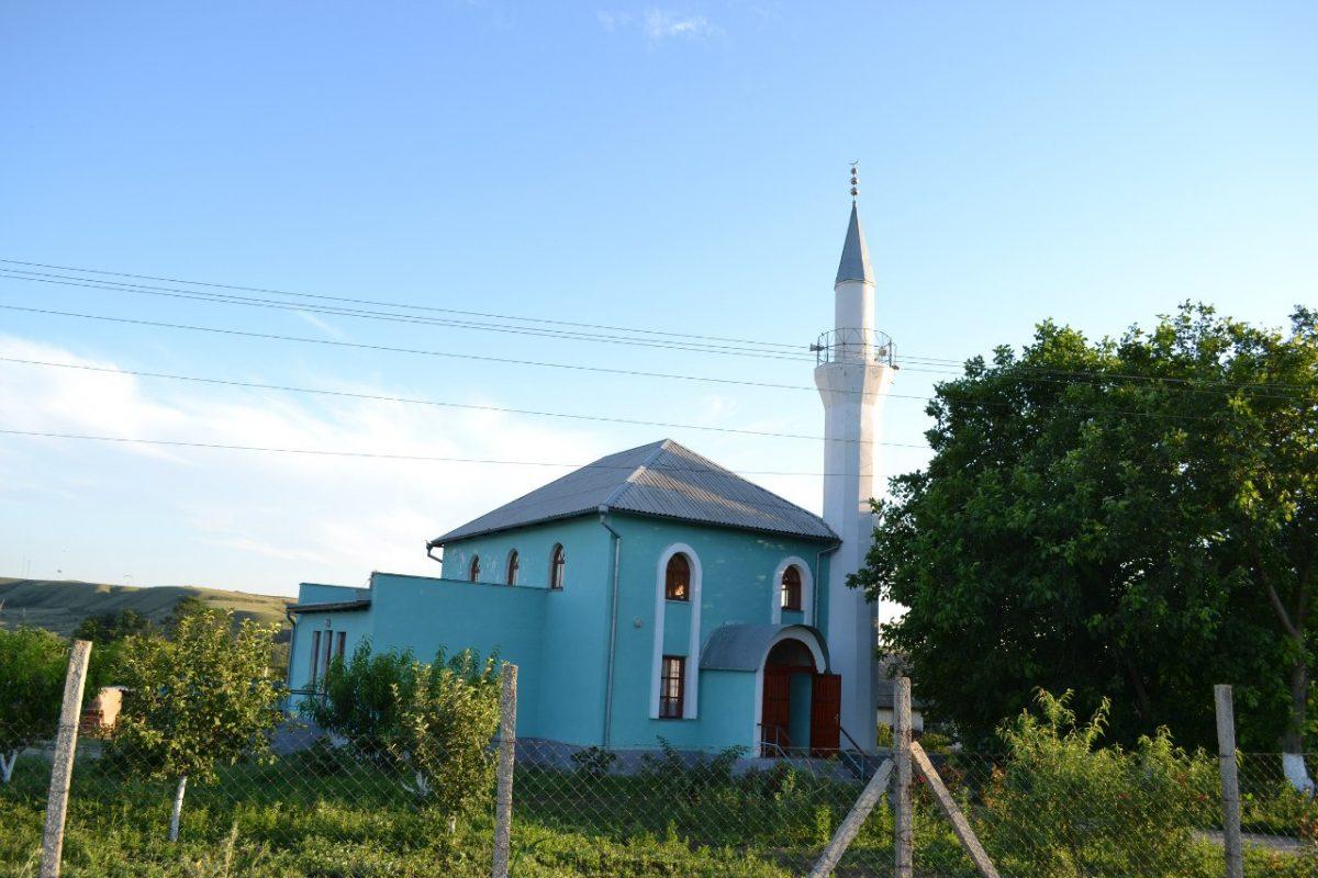ВКрыму пытались поджечь мечеть