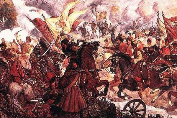 -царской армии под Конотопом, 1659 год_0