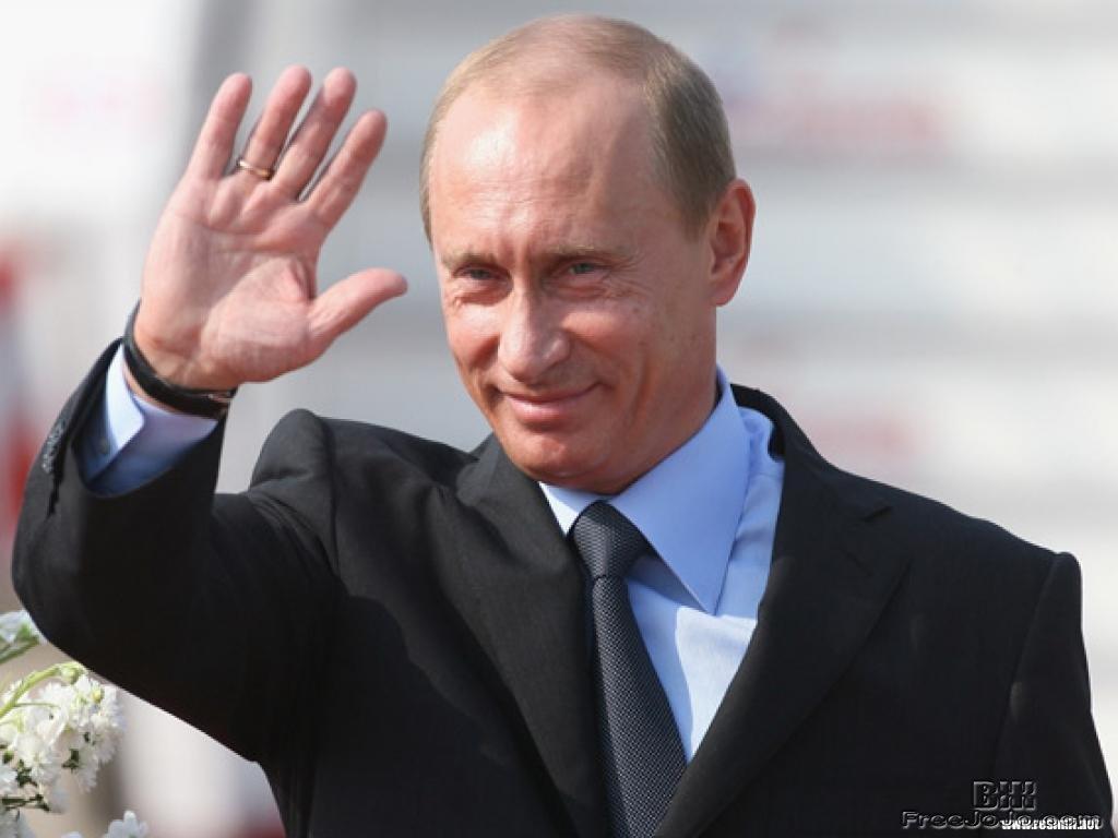 Нужно снять меня с дисплеев, сам себе уже надоел— Путин