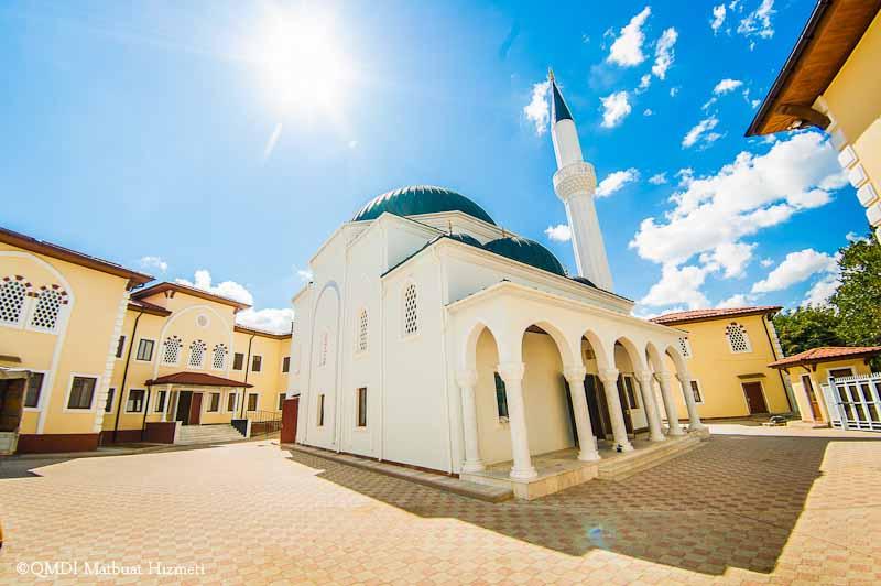 ВСимферополе откроют отреставрированную мечеть XIX века