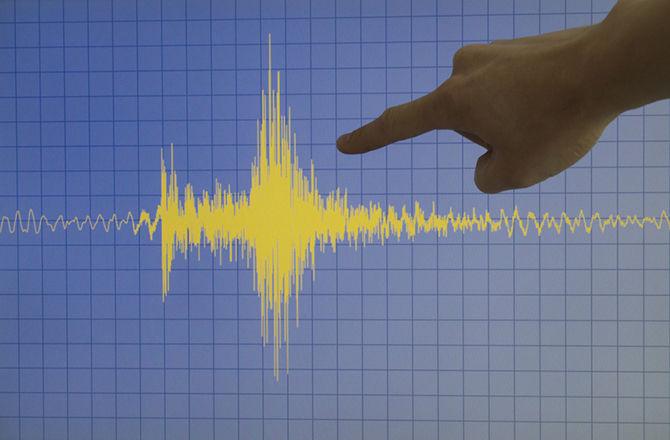 Украина иМолдавия ощутили насебе землетрясение, произошедшее вРумынии