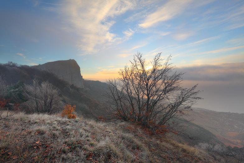 Вближайшие дни вКрыму ожидаются первые заморозки