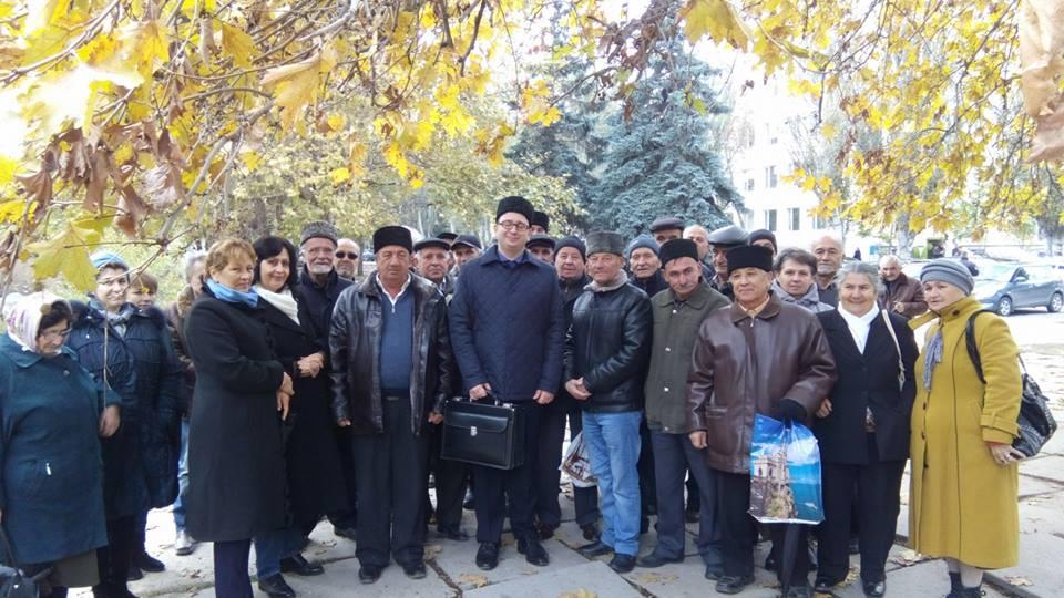 николай полозов и крымские татары