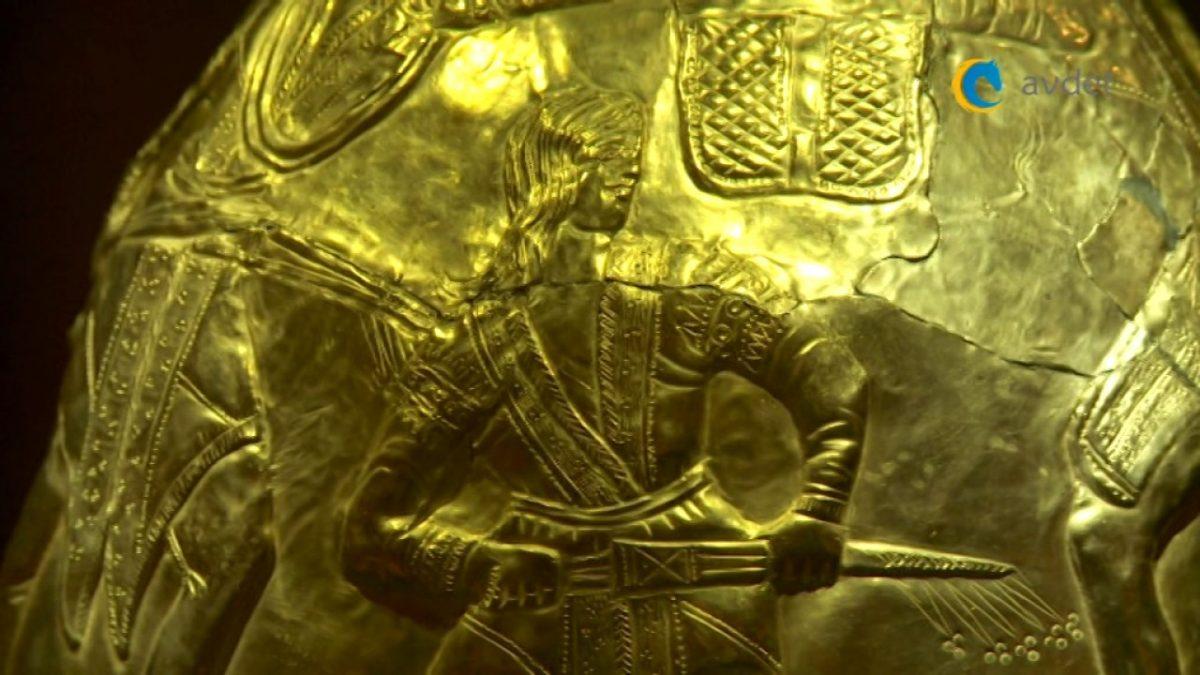 Экспонаты выставки «Крым: золото и секреты Черного моря»