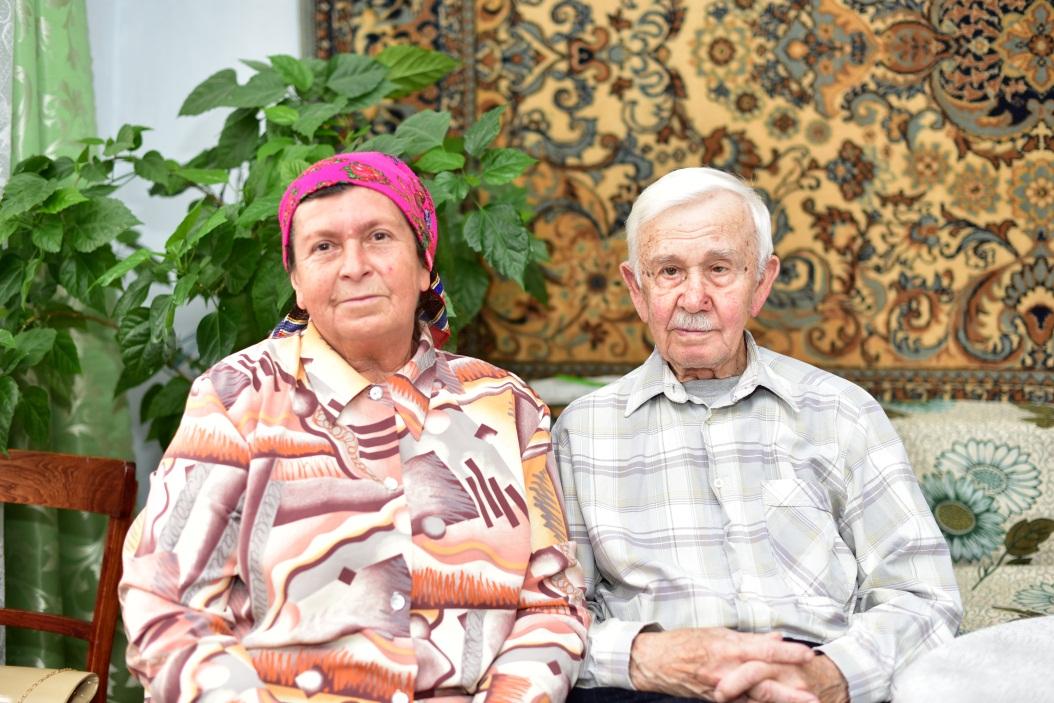 2015 год с супругой Зейнеп