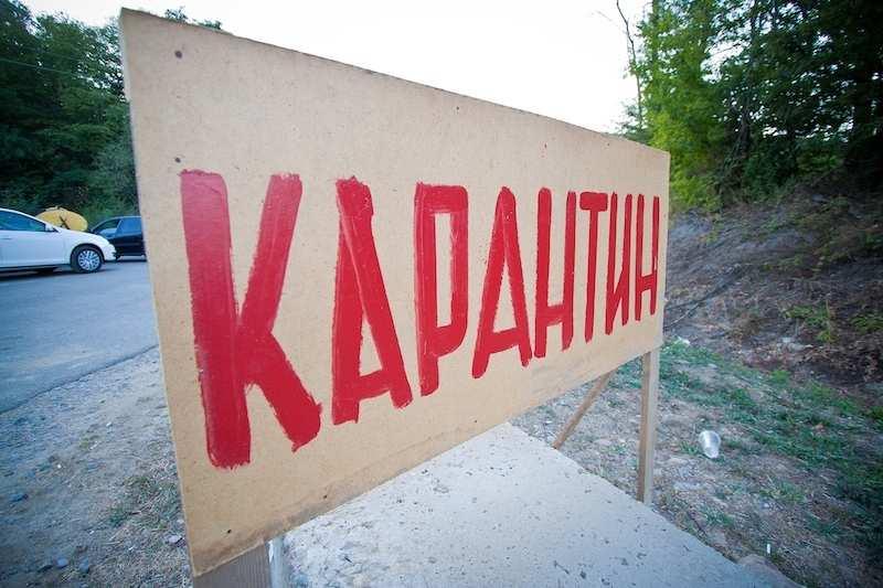 ВКрыму вновь введен режим чрезвычайной ситуации из-за АЧС