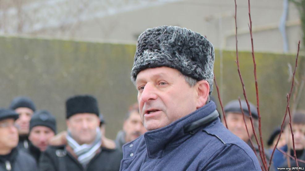 Суд воккупированном Крыму оставил под стражей Ахтема Чийгоза,— юрист
