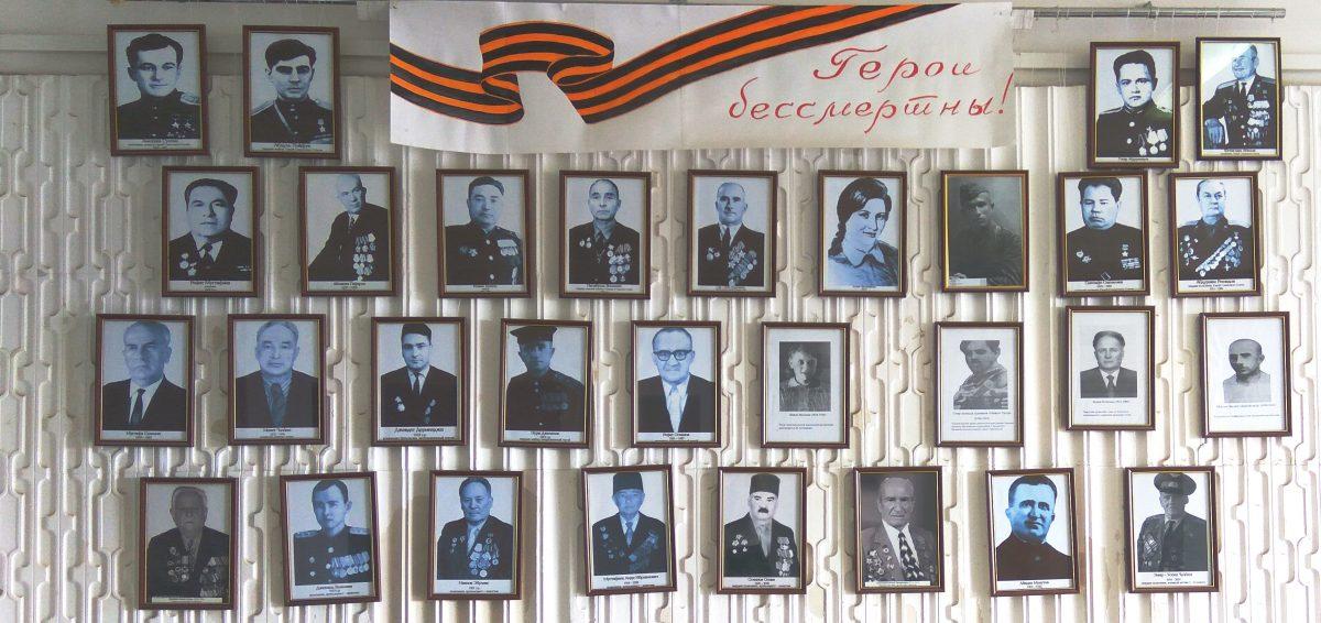 крымские татары - герои вов