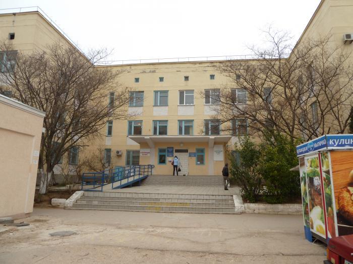 портовая поликлиника севастополь