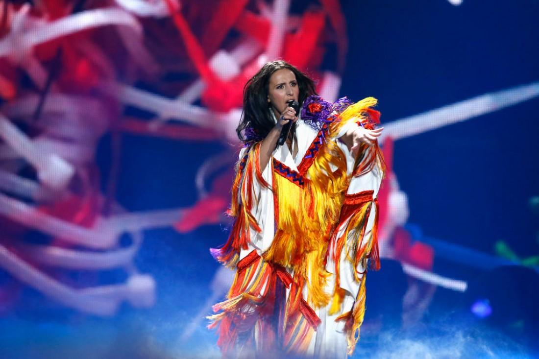 Джамала полуфинал конкурса «Евровидение-2017»