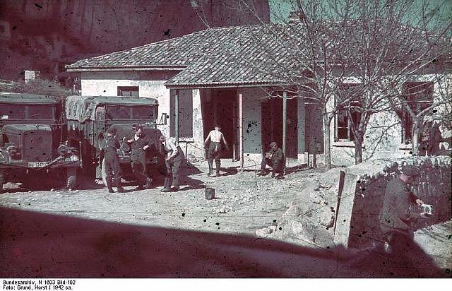 крымские татары в годы вов