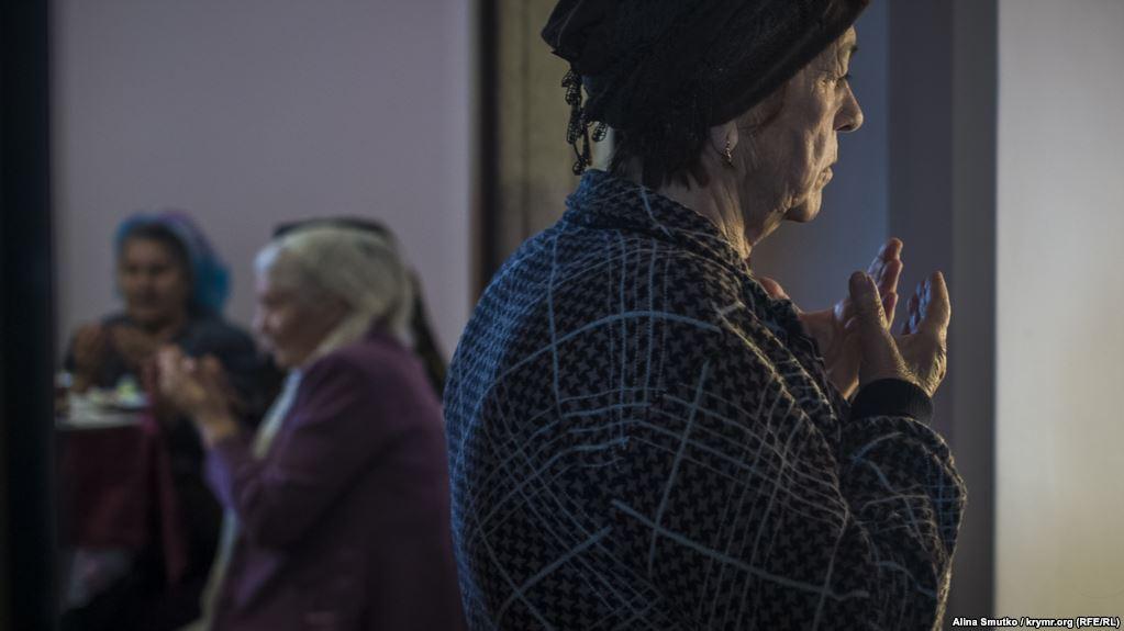 Воккупированном Крыму погибла мать политзаключенного Чийгоза