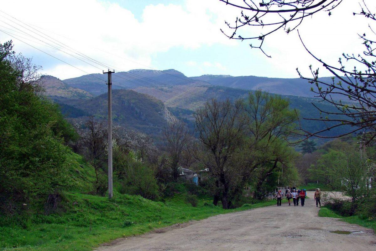 село счастливое