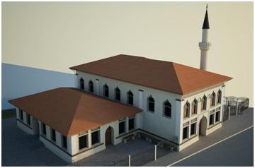 Эскизный проект воссоздания реставрации мечети «Орта-Джами».