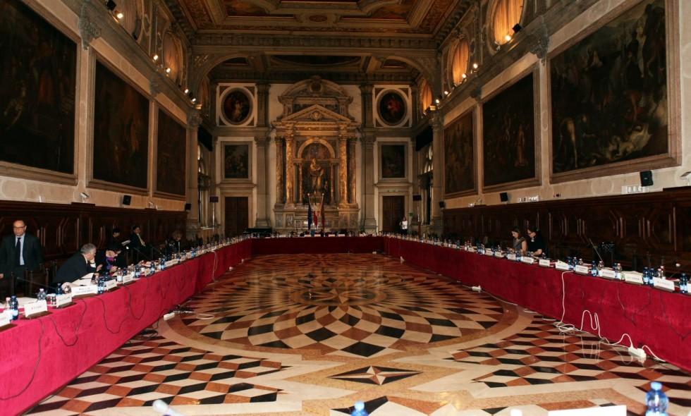 Венецианская Комиссия Совета Европы_